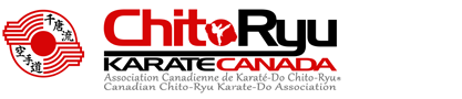 Canadian Chito-Ryu Karate-Do Association Logo
