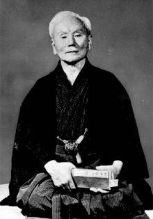 Gichin Funakoshi 1868-1957